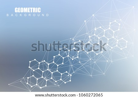 modern futuristic background of