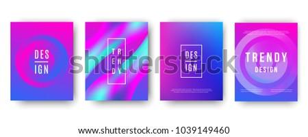 modern futuristic ultra violet