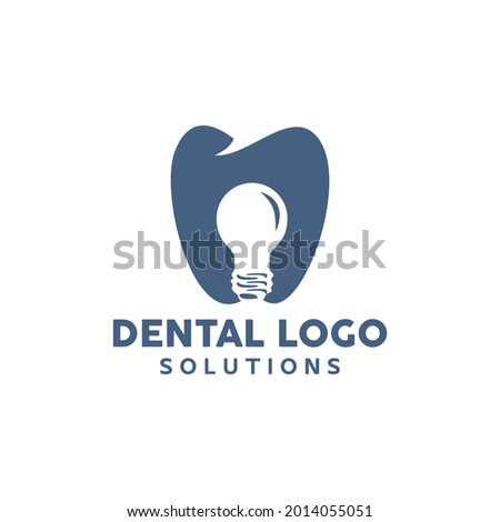modern logo for dental solutions clinic. thank you for downloading.
