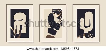 modern minimalist abstract