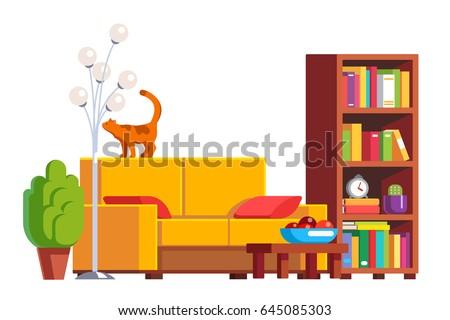 modern minimalist design room