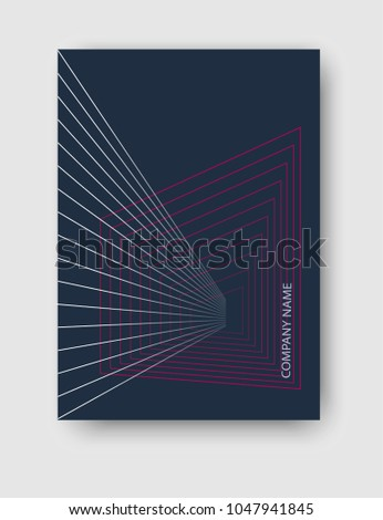 modern minimalistic designa