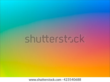 modern multicoloured gradient illustration background