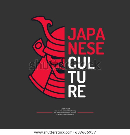 modern poster japanese culture