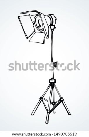 modern shiny soft box bulb