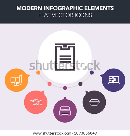 modern  simple  colorful vector