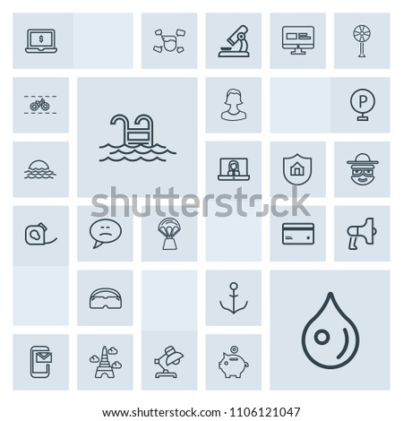 modern  simple  grey vector