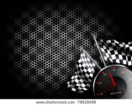 Recreation Collecting Sports Auto Racing on Modern Speed Racing Background Stock Vector 78828688   Shutterstock