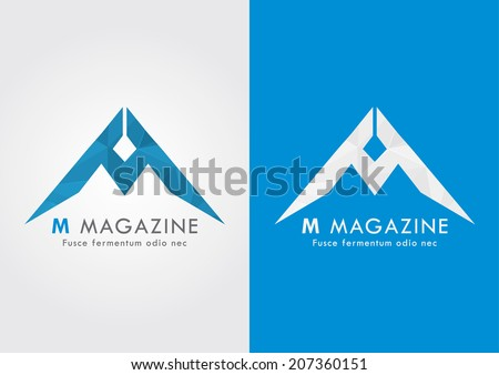 modern style and sharp m