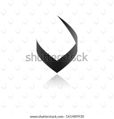 Vector Images Illustrations And Cliparts Modern Stylish Black