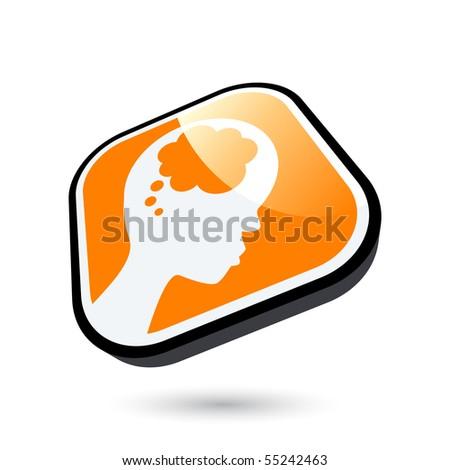 modern thinking sign