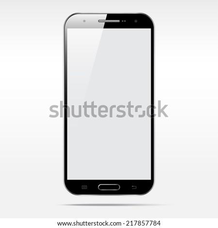 modern touchscreen cellphone...