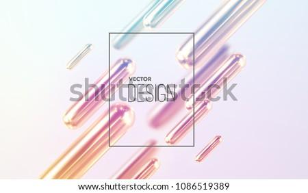 modern trendy cover design
