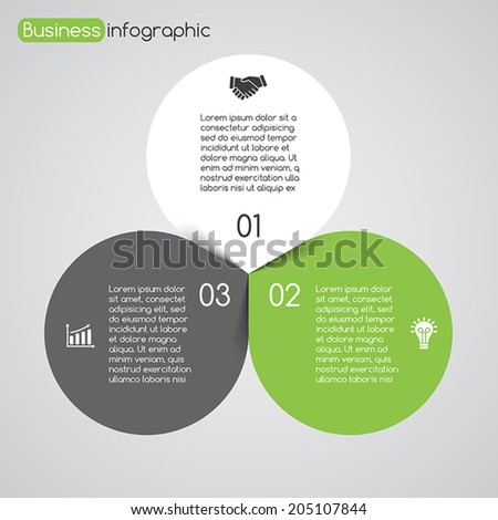 modern vector info graphic for...