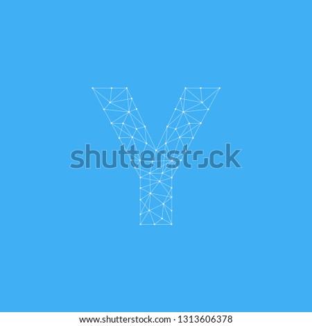 Modern Vector Logo Letter Y. Y Letter Design Vector
