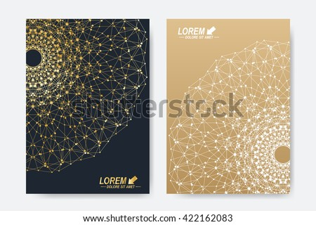 modern vector template for