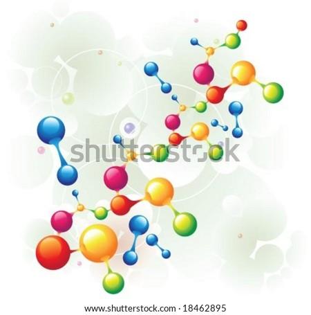 molecule mixed two