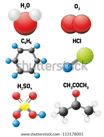 Molecules set
