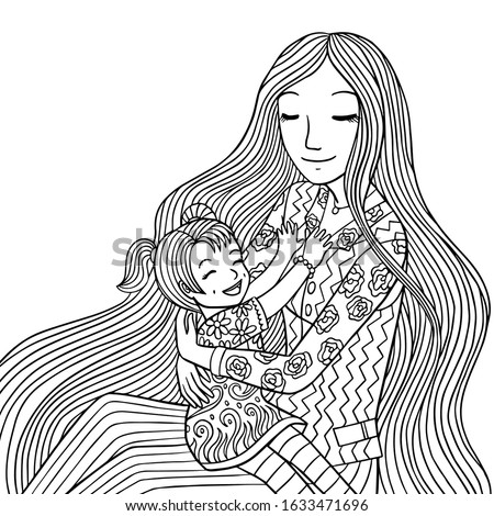 Free Coloring Pages For Girls At GetDrawings Free Download
