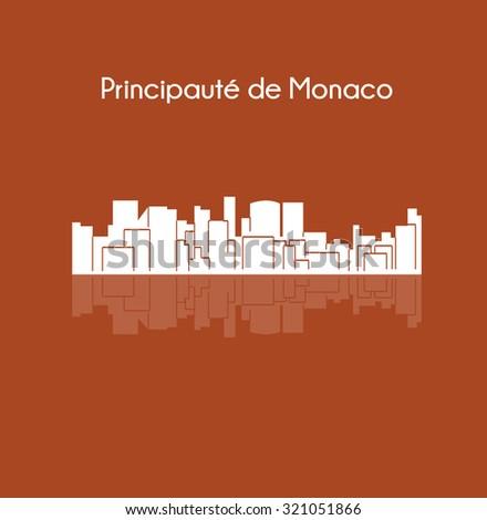 monaco skyline