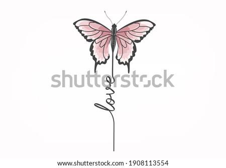 Monarch Butterflies daisies positive quote flower design margarita  mariposa stationery,mug,t shirt,phone case fashion slogan  style spring summer sticker and etc fashion design Swallowtail