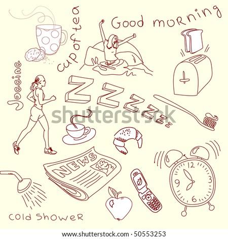 monday morning doodles