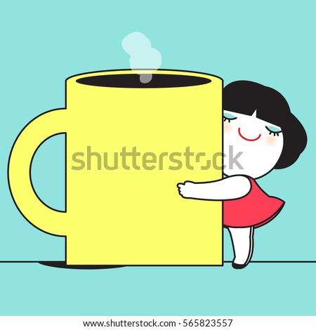 monday morning hug a mug mood