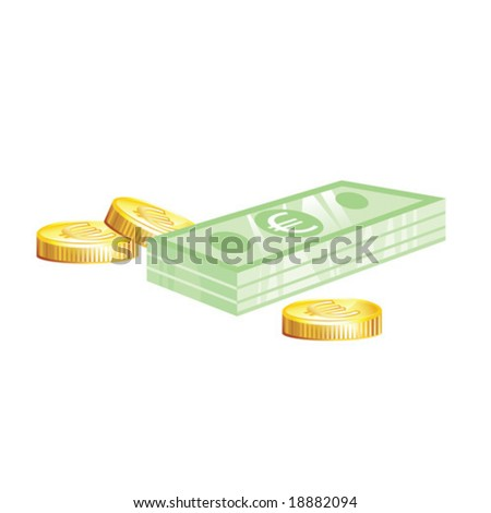 money clipart. money symbol clip art. stock