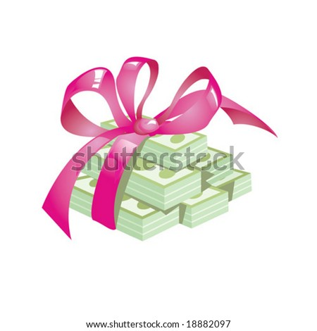 money clipart. Money Clip-Art Stock Vector