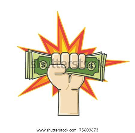 money grab