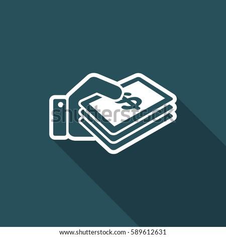 Money icon - Dollars