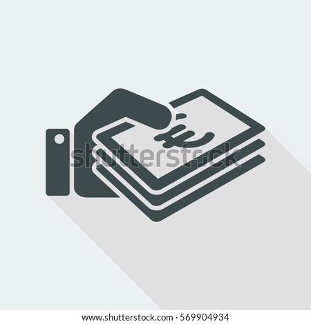 Money icon - Euro