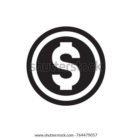 money icon illustration isolated vector sign symbol