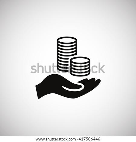 money iconmoney icon vector
