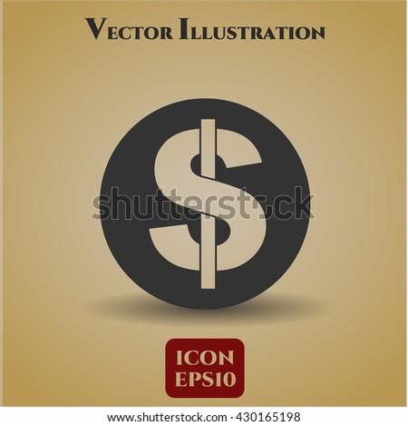 Money icon or symbol
