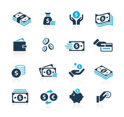 Money Icons // Azure Series