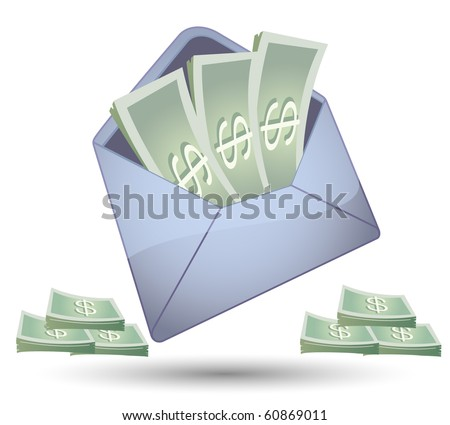 Money in Envelope