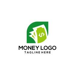Money Logo Design. Money Logo Vector. Money Logo Template Ready to Use