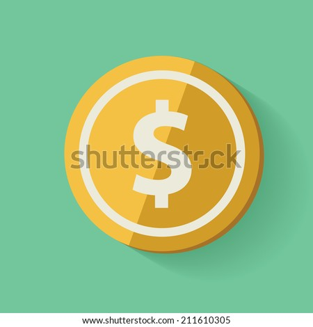 Money symbol,clean vector
