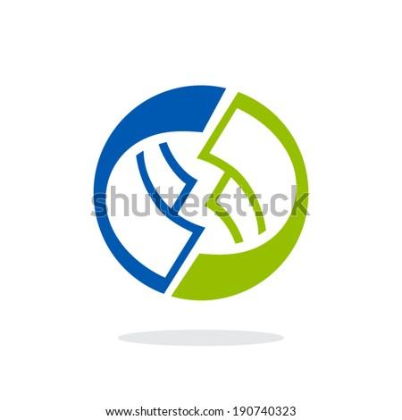 money turnover sign branding