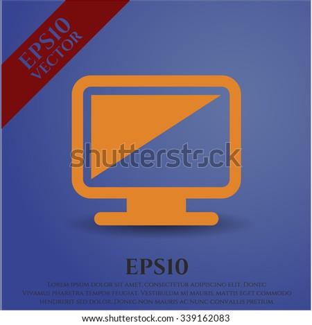Monitor symbol