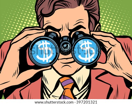 Monitoring the currency dollar exchange rate