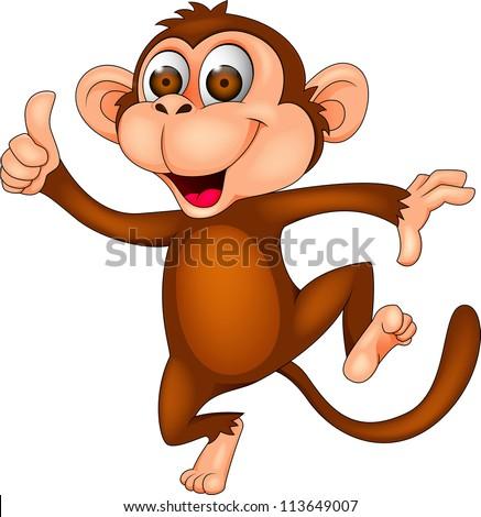 stock-vector-monkey-cartoon-dancing