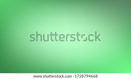 Monochromatic green gradient mesh background nice for wallpaper card and banner