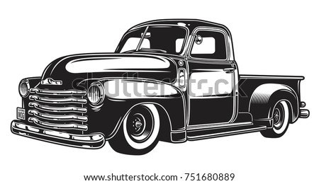 monochrome illustration of...