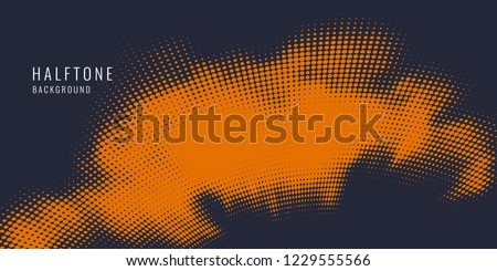 stock-vector-monochrome-printing-raster-abstract-vector-halftone-background