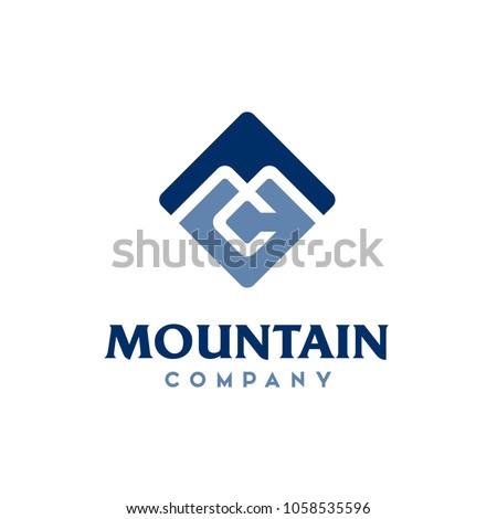 monogram   initials mc logo