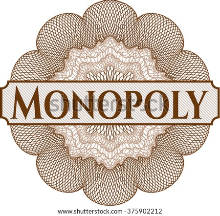 monopoly inside money style