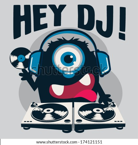monster dj