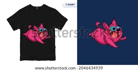 monster dogs_7 t shirt design